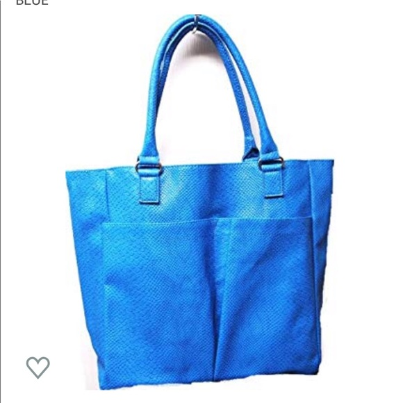 Neiman Marcus Handbags - Neiman Marcus snakeskin tote